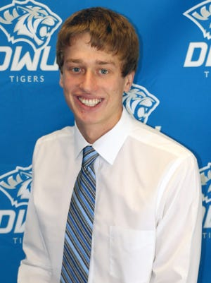 Beau Keeter, 19, was found dead Wednesday in a dormitory on the Dakota Wesleyan University campus in Mitchell.