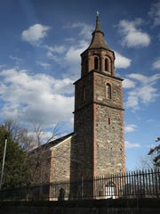 St. Paul's Church in Mount Vernon.