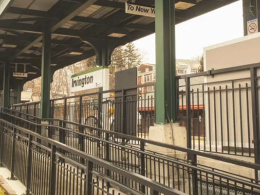 Irvington train station