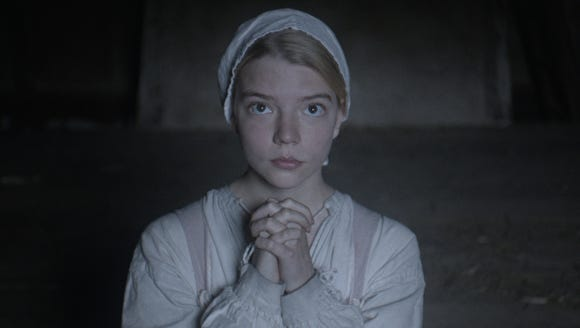 "Anya Taylor-Joy stars in ""The Witch."""
