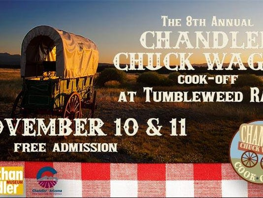 Chandler Chuck Wagon Kick Off