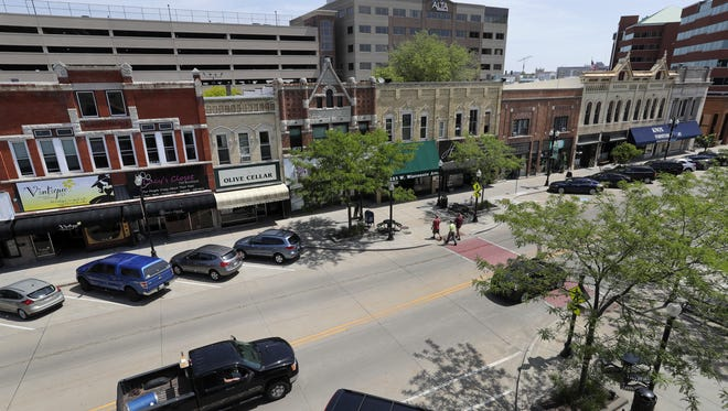 Downtown Neenah is seeing a lot of changes right now.