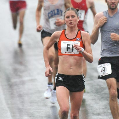 Matt Pelletier is back for a try at his sixth Vermont City Marathon title.