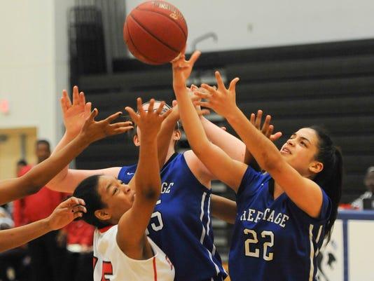 High School Basketball: Edgewater at Heritage