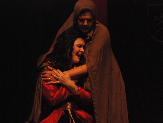 Scene from Medea