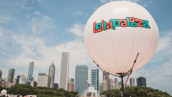 After four days, Chicago mega-festival Lollapalooza came to a close Sunday with rocker Jack White and EDM duo Odesza headlining.