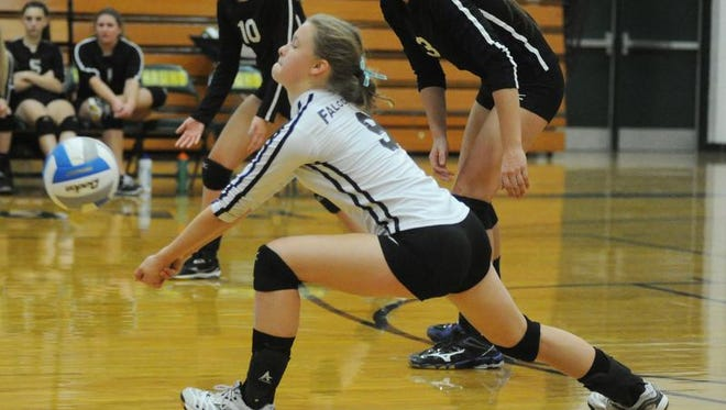 Junior Courtney Szymkowski will be back in the libero position after being the team's setter last year.