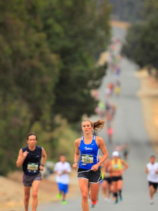 SNA1226 top online stories SV Half Marathon