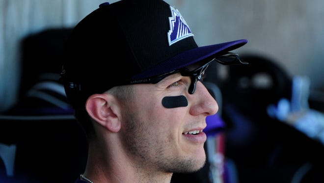 Troy Tulowitzki may not be in Denver by the time his contract expires in 2020.