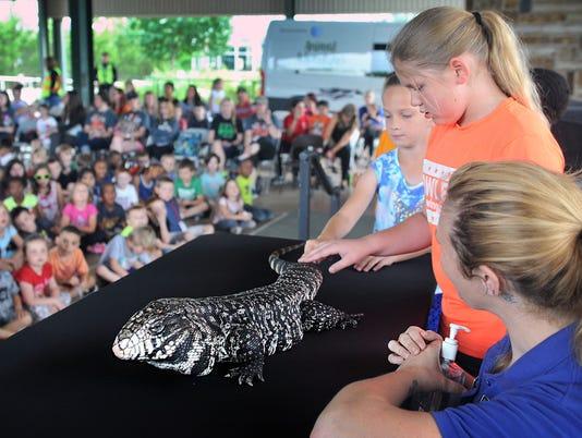 Dallas Zoo at RiverBend 1