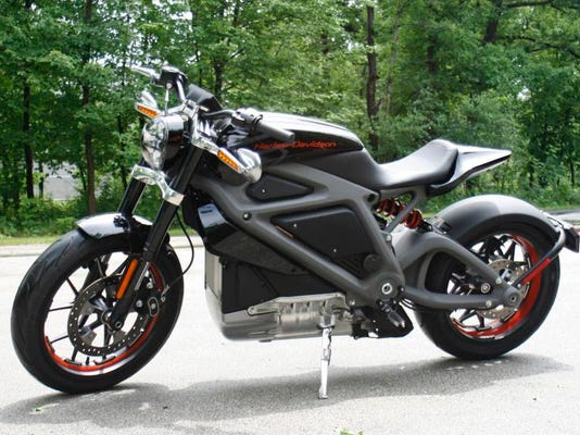 Harley-Electric Motorcycles