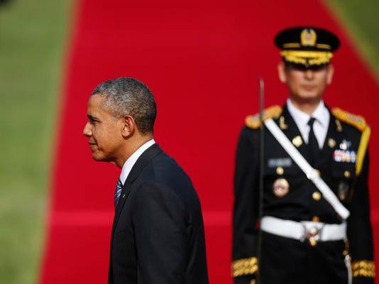 South Korea US Obama