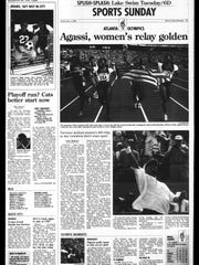 Battle Creek Sports History: Week of Aug. 4, 1996