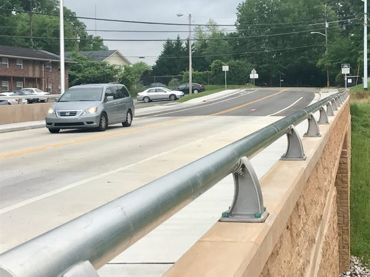 The bridge on Holbrook Drive that passes over Fountain Road in Fountain City will be named the Mary Frances Housley Bridge.