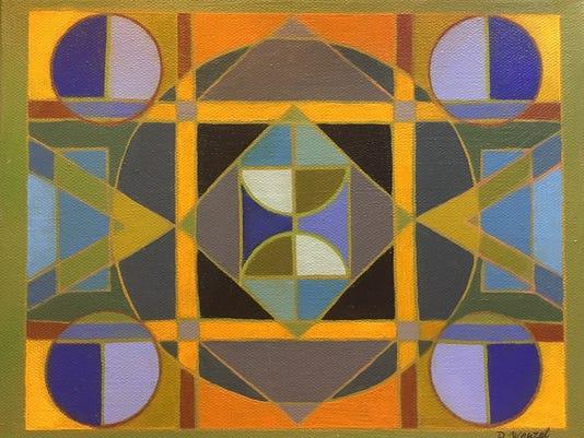 geometric parining deborah wenzel