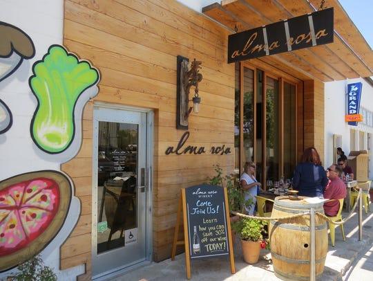 Alma Rosa Winery & Vineyards in Buellton offers pinot