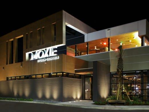 Moxie Kitchen Jacksonville Menu