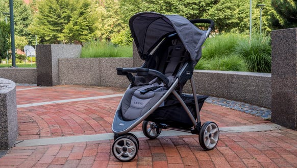 The Chicco Viaro: the best stroller for the money