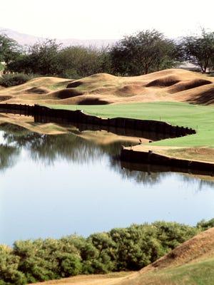 Stadium Course/13th hole (Desert Sun file photo)