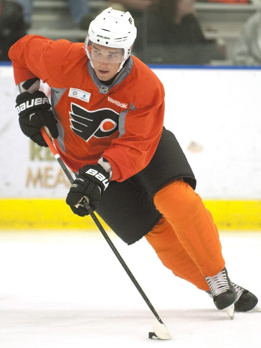Provorov flyers camp