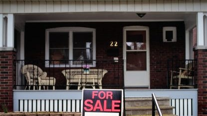 Higher borrowing costs have made homes less affordable.