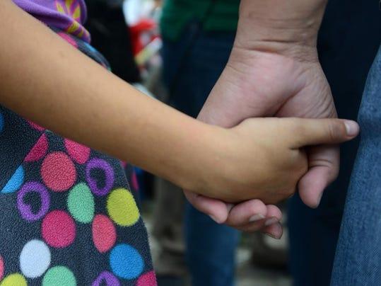 HONDURAS-US-MIGRATION-CHILDREN
