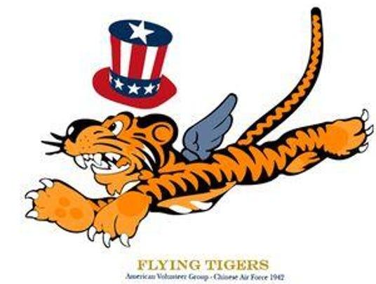 R C Flying tigers