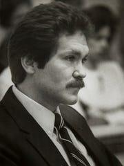 A Chillicothe Gazette photo from Jan. 18, 1984, captures