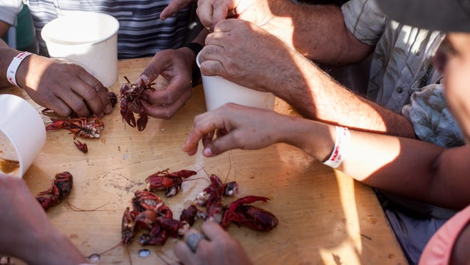 The Great Southwest Cajun Fest takes place April 22 in downtown Chandler.