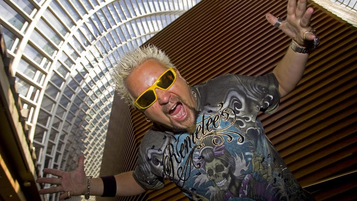 Greg Rempe says a serious discussion of a BBQ hall of fame does not include Guy Fieri