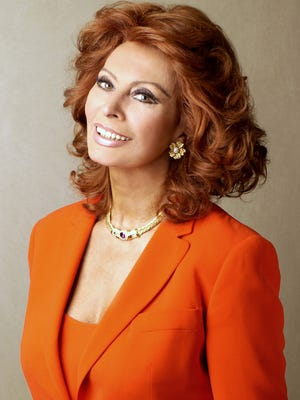 Sophia Loren will appear at the Count Basie Theatre on March 17.