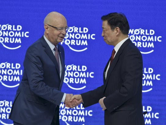 President and Founder of the World Economic Forum,