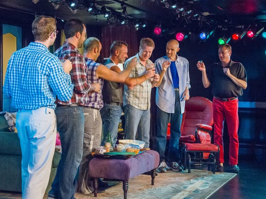 "Friday: The Desert Rose Playhouse production of ""Party"" begins its final weekend."