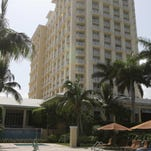 The Hyatt Regency Coconut Point Resort and Spa in Estero is planning to add a water slide.