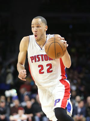 Pistons forward Tayshaun Prince drives against the Cavaliers during the third period of Tuesday's loss.