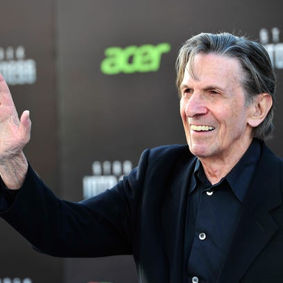 Actor Leonard Nimoy passed away at 83, according to