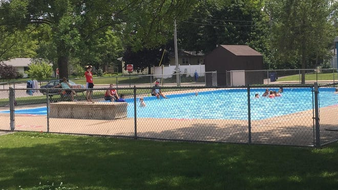 The pool at Pantown Park was added in 1968 and is now one of seven the city maintains.
