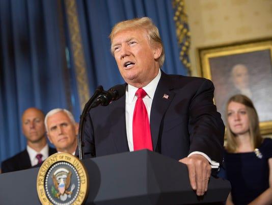 President Trump Makes Statement On Health Care