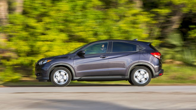 Honda's 2016 HR-V 'city ute' has space, features to be strong contender in new small SUV category.