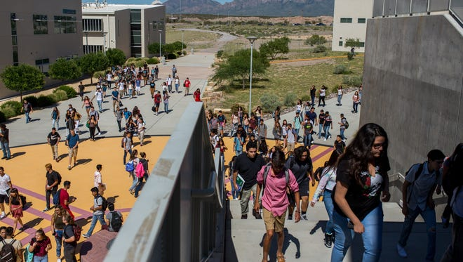 Centennial High School was among the four local campuses that were the subject of unsubstantiated threats spread on social media recently. The others were Las Cruces High School, Mayfield High School and Sierra Middle School.