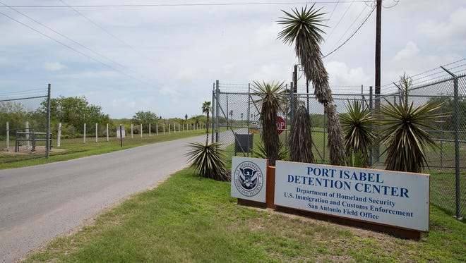 The Port Isabel Processing Center in Los Fresnos, Texas, is the facility that ICE has dedicated as the primary family reunification and removal center for adults in their custody.
