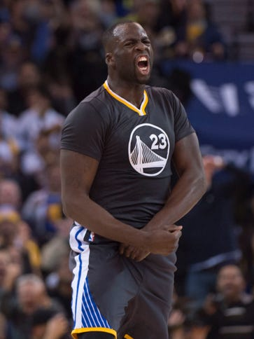 Draymond Green had his second straight triple-double