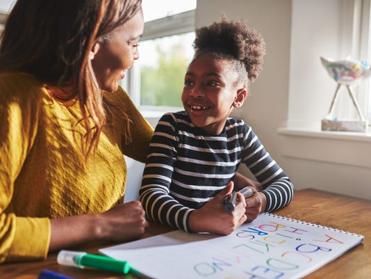 LETTER: Parents are kids' first teachers