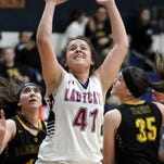 Lady Cats clawed by Tigers, 41-31