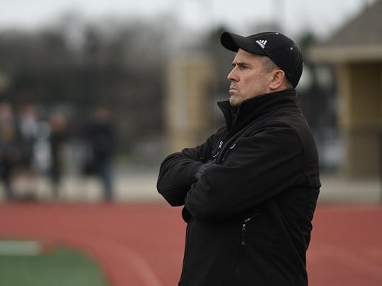 Tim Russell has been North Farmington's girls soccer