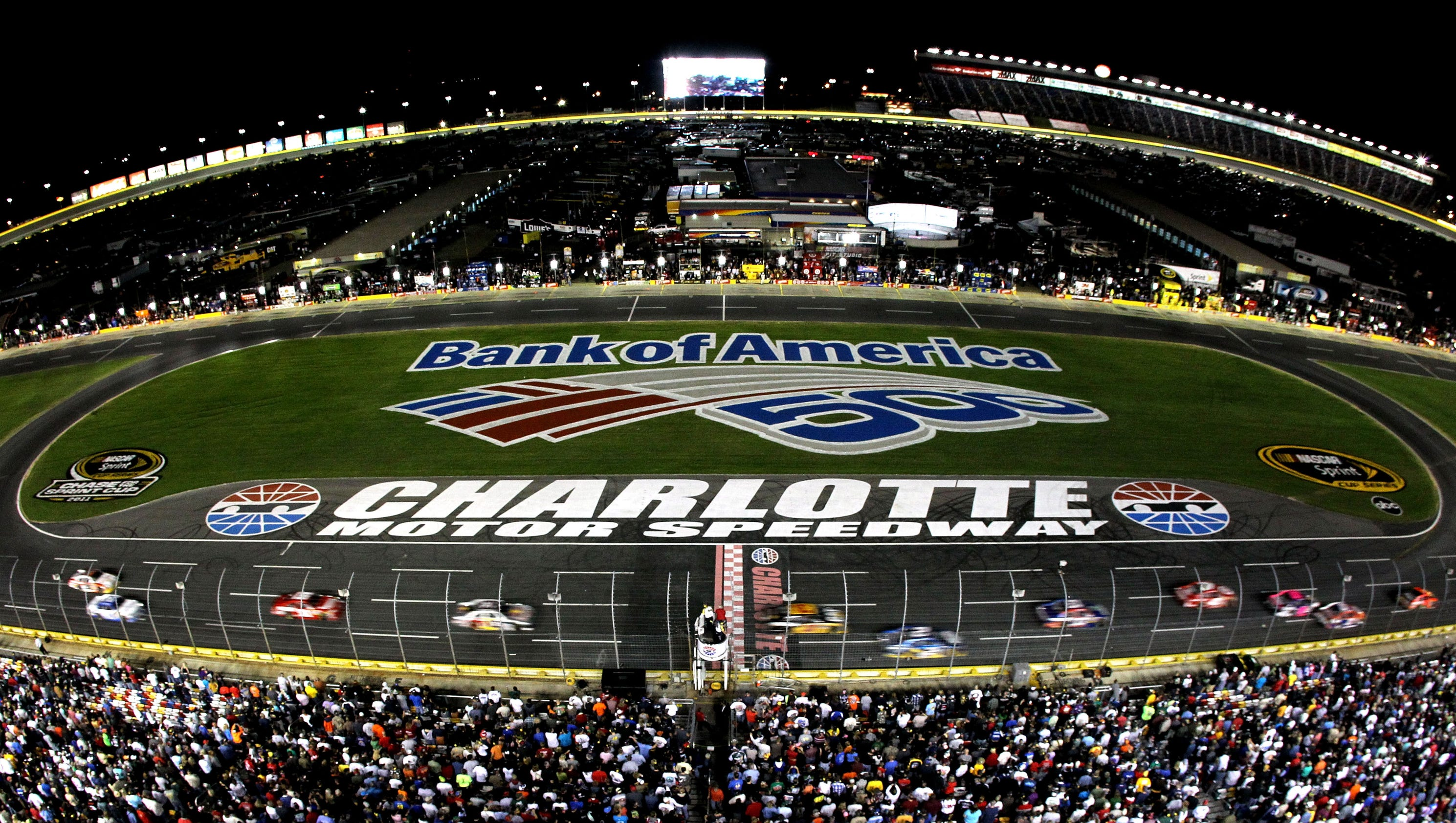 Nascar At Charlotte Start Time Lineup Tv Schedule