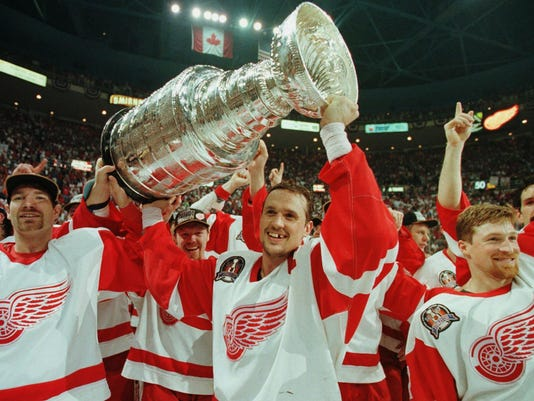 Joe Louis Arena Farewell Hockey (2)