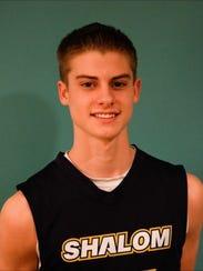 Cameron Roseman, Shalom Christian boys basketball