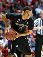 Gonzaga guard Nigel Williams-Goss is one of the biggest