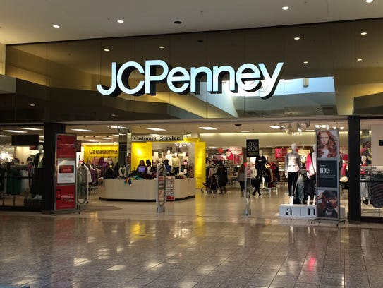 J.C. Penney in Marshfield Mall recently underwent a